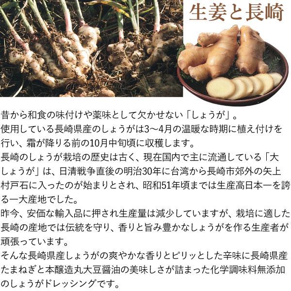 長崎と生姜